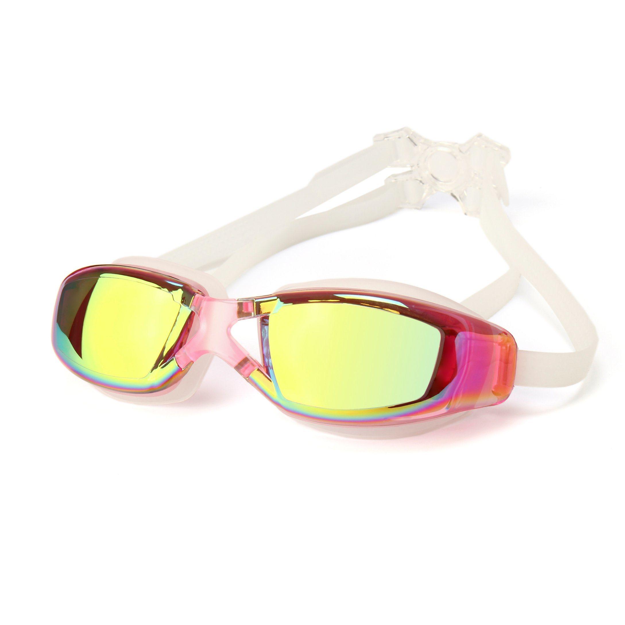 Waterproof Professional Anti-fog Glasses UV Protection HD Swimming Goggles New