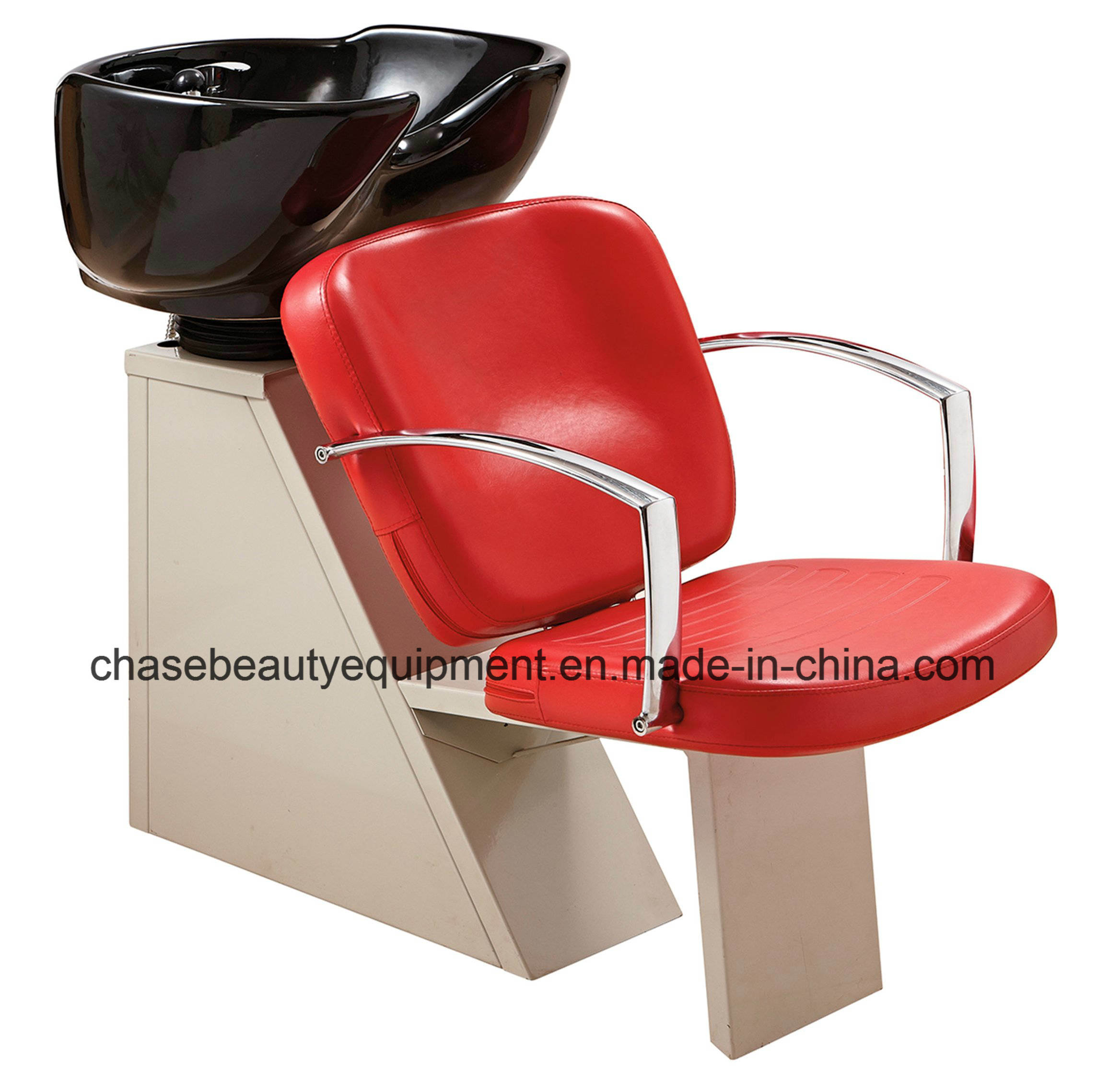 China Beauty Equipment Shampoo Chair for Hair Washing Shop Used
