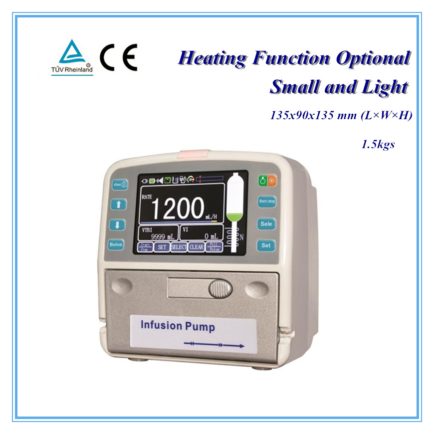 Mini Medical Infusion Pump with Ce (WP1200) pictures & photos