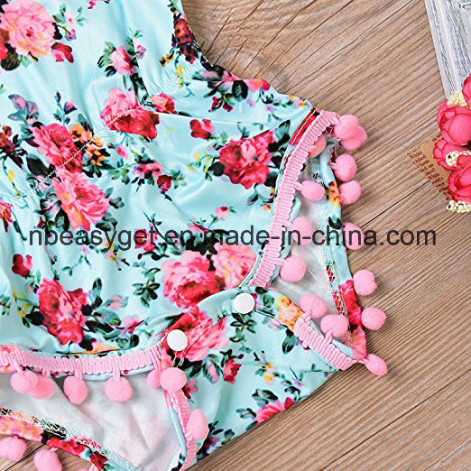 e134d5ca8 China Baby-Girls Sleeveless Tassel Romper + Headband Esg10181 Photos ...