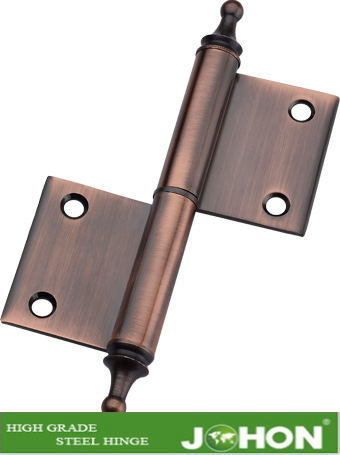 furniture Hardware Steel or Iron Door H Hinge (100/120/140/160X70/76mm furniture hardware) pictures & photos
