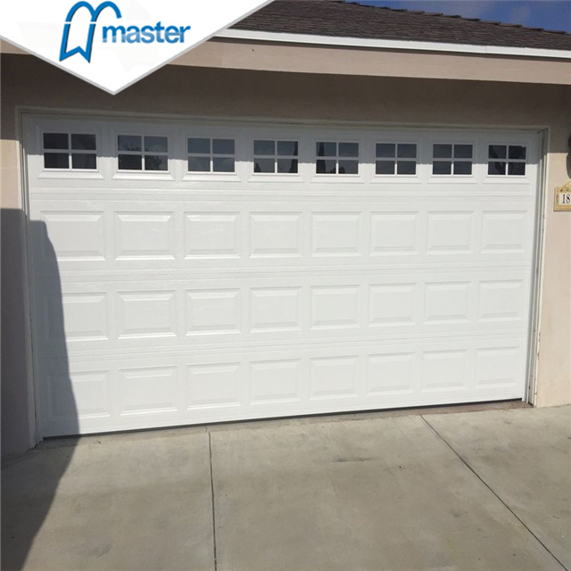China Electric Commercial Insulated, Insulated Steel Roll Up Garage Doors