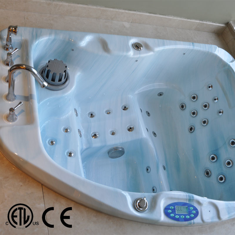 China 3 Person Indoor Acrylic Hot Tubs / SPA / Whirlpool (JCS-21 ...
