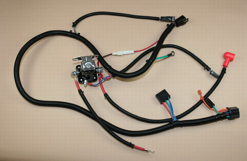 China Wire Harness For Lawn Mower And Electric Bicycle