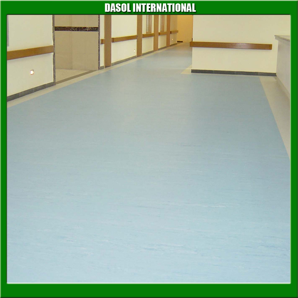 PVC Quartz Floor Tiles (DS-PQF)