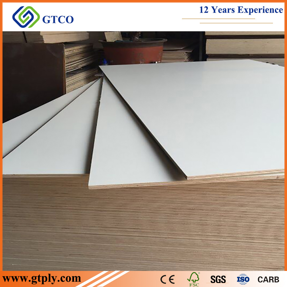 China 18mm Sapele Veneer Laminated MDF for Kitchen Cabinets Photos ...