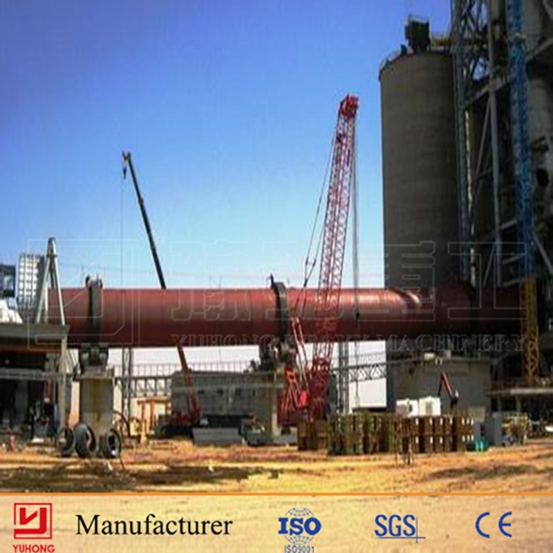 CE, ISO Approved Yuhong Tunnel Kiln