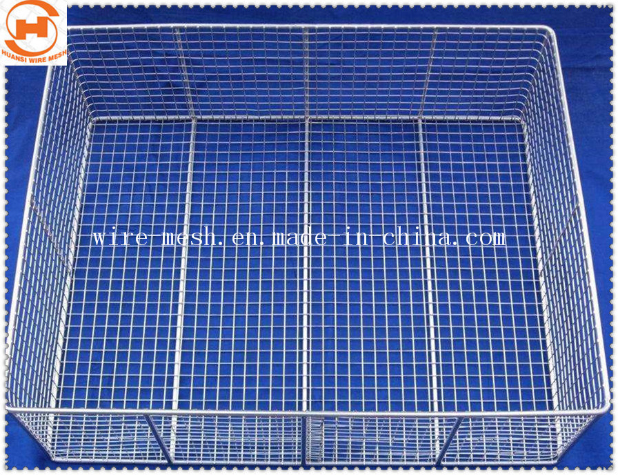 China Stainless Steel Wire Basket for Picnic Grill and Dry Foods ...