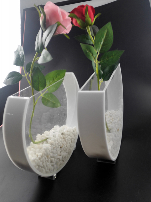 China Acrylic Vase Acrylic Vase Manufacturers Suppliers Made In