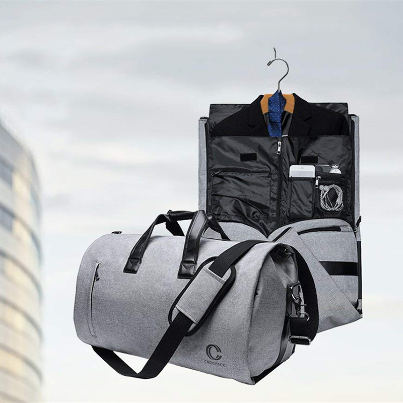Travel Garment Duffle Bag For Men