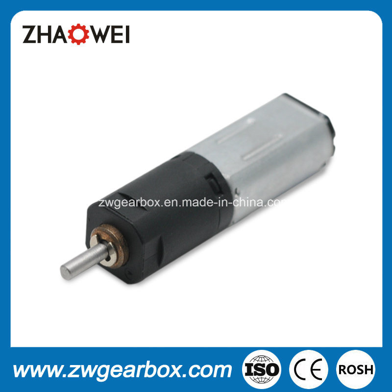 4.2V Small Size Metal Output Shaft DC Gear Motor pictures & photos