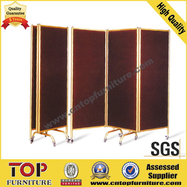 Steel Banquet Folding Activities Screen
