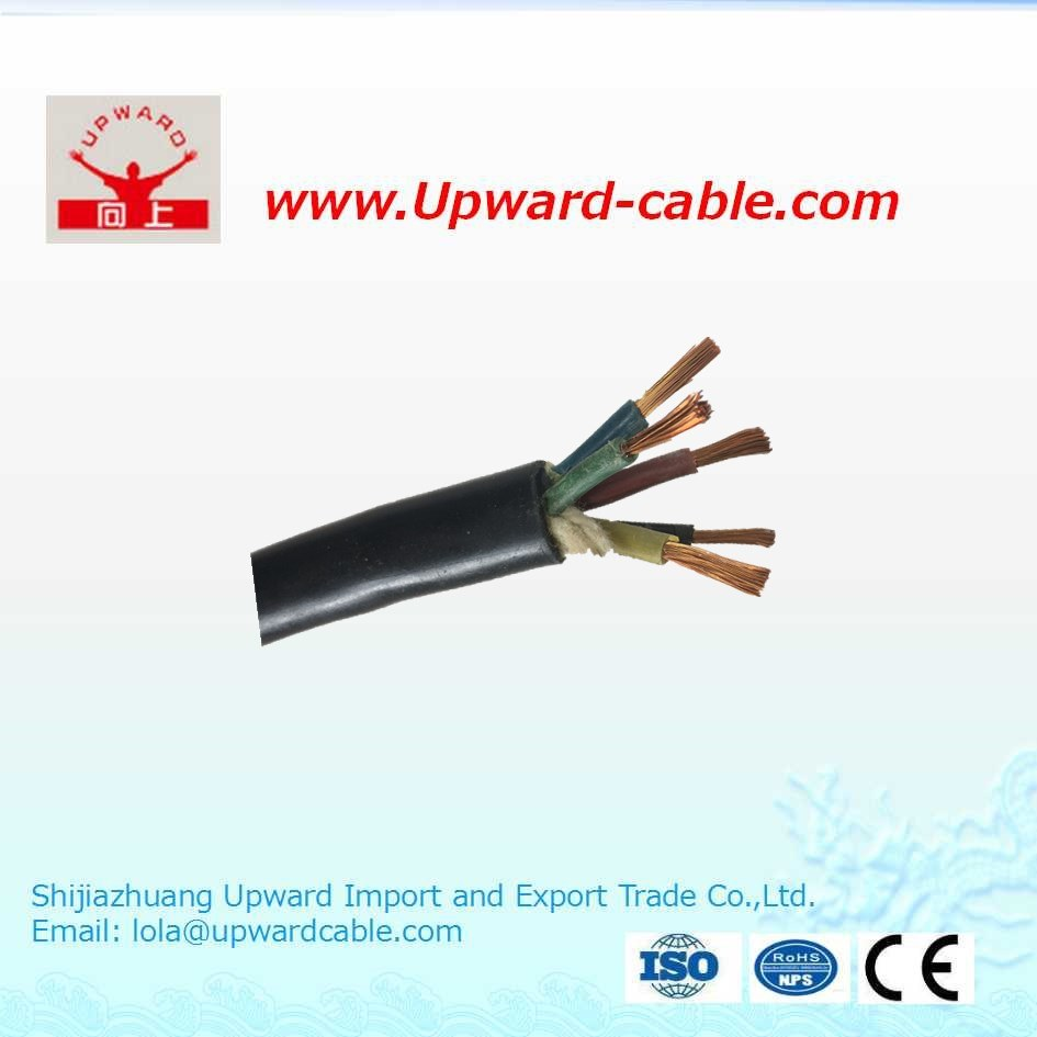 China Rubber Sheath Control Insulated Cable (YC) - China Cable ...