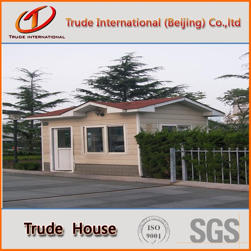 Customized Fast Installation Modular/Mobile/Prefab/Prefabricated Family House