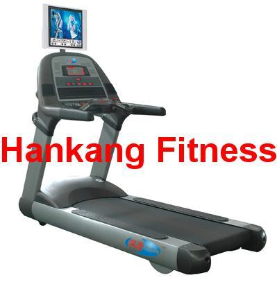 AC Deluxe Motorized Treadmill (HT-3000B)