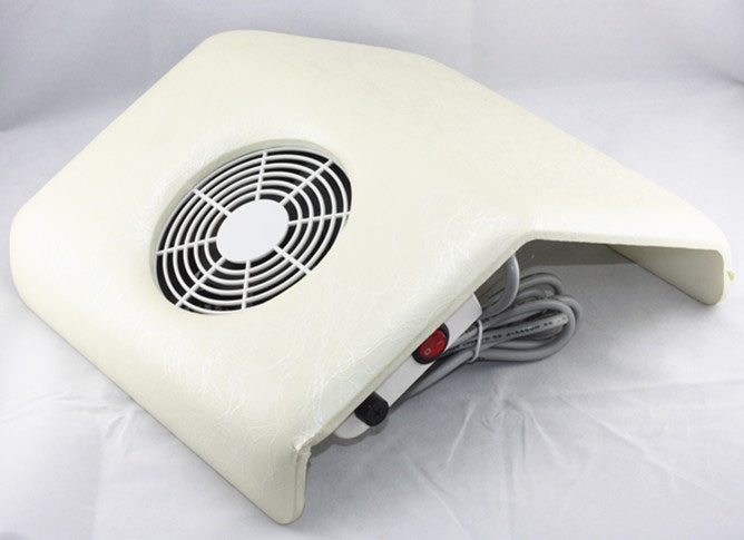 China Nail Dust Collector for Nail Beauty/ Nail Dust Vacuum Golden ...