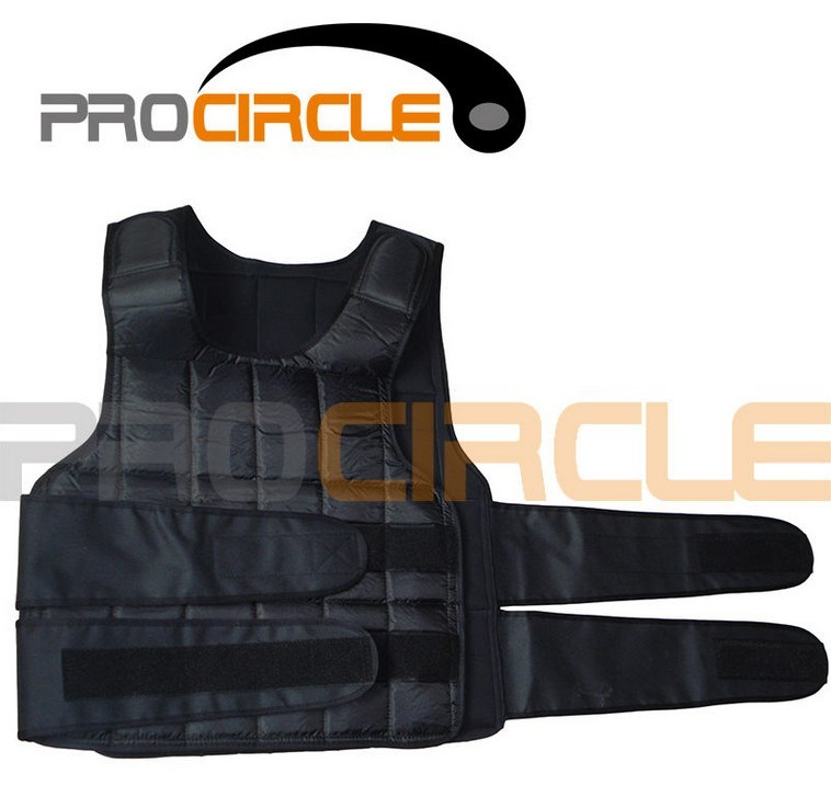 Crossfit Adjustable Fitness Training Weight Vest (PC-WV1001)