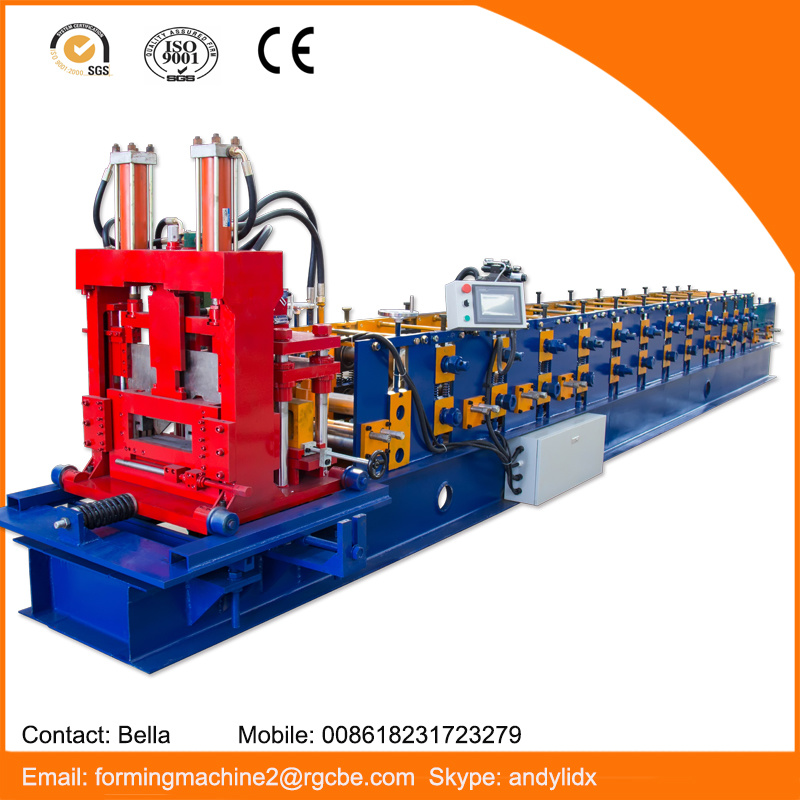 Cee Shape Cold Bending Roll Forming Machine From Factory pictures & photos