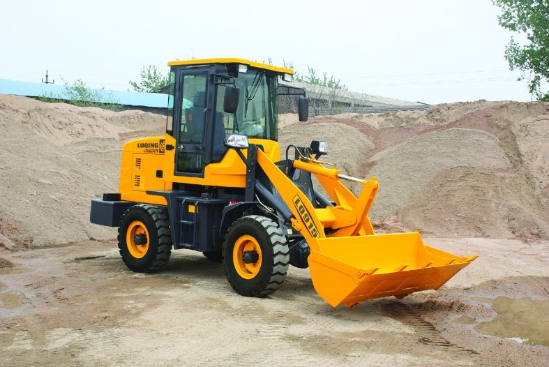 Small Wheel Loader with CE, ISO9001 pictures & photos