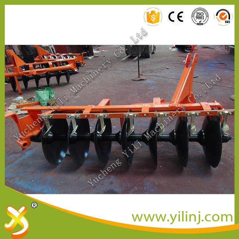 Tractor 3 Point Linkaged Disc Plough with 6 Discs for Paddy Field pictures & photos