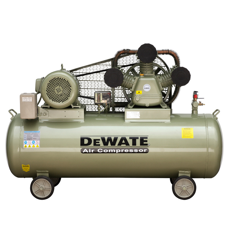 Piston Type Portable Air Compressor High Quality 15HP