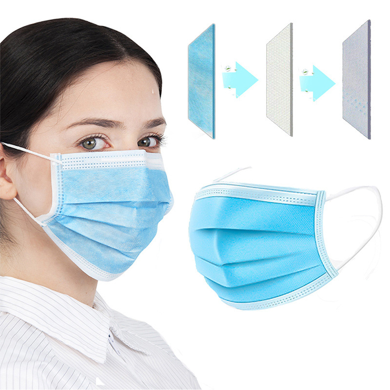 medical sanitary surgical face masks