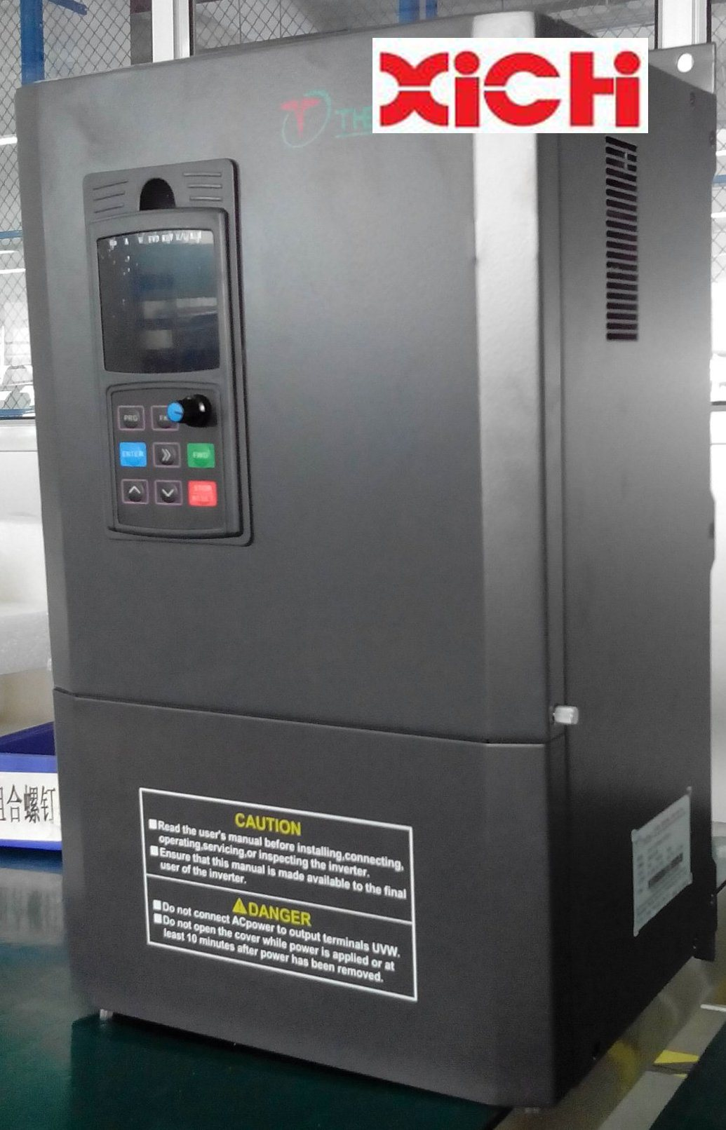 Vector Control High Performance CFC5000 Series 0.75kw Frequency Inverter