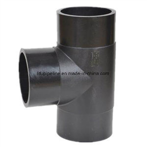HDPE Tee Fitting for Water Supply SDR12.5 & SDR17