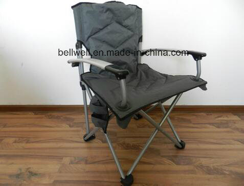 China Folding Camping Chair With Canopy Beach Sun Shade