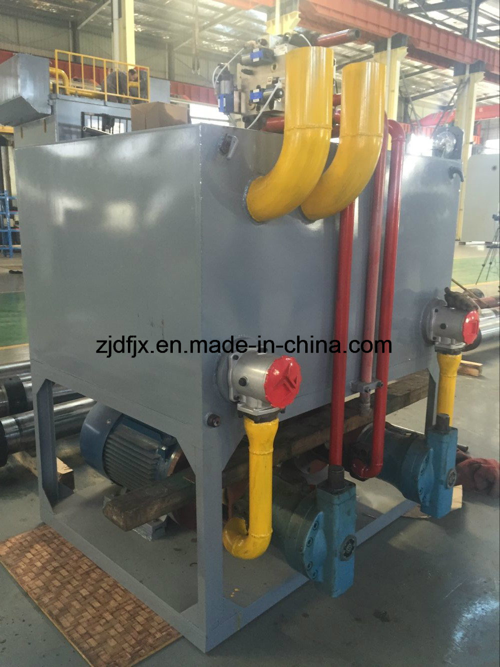 Hydraulic Press Machine 3600ton