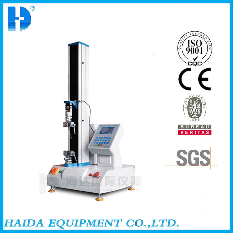 ASTM Computer Control Rubber Tensile Tearing Testing Equipment (HD-609B-S) pictures & photos