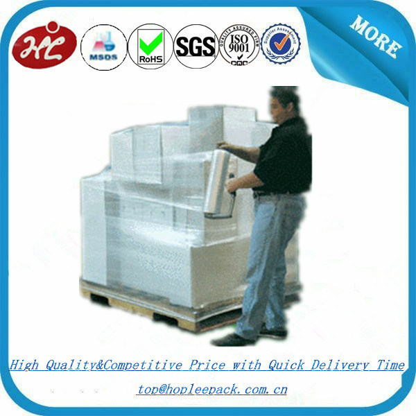 Clear Hand Stretch Wrap Film of North America pictures & photos
