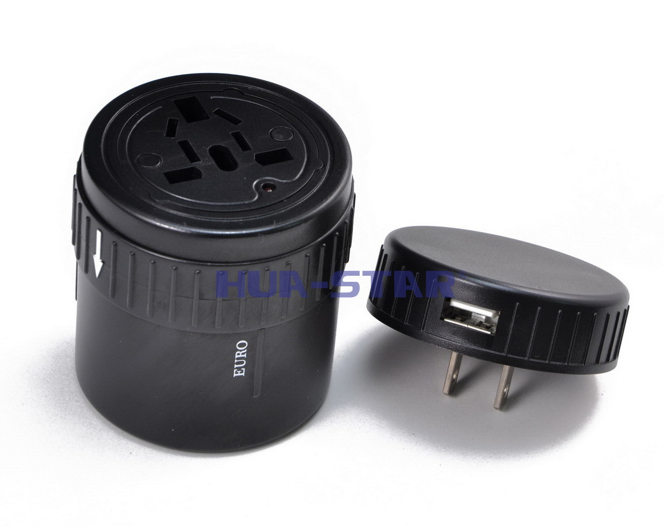 International Travel Adapter with USB Charger for Promotional Gifts