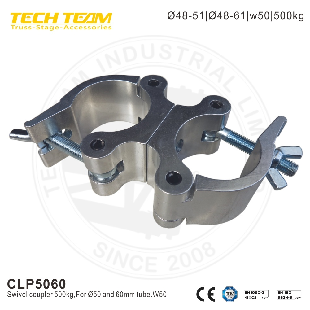 China Heavy Duty Aluminum Clamp, Aluminum Truss Tube Clamp