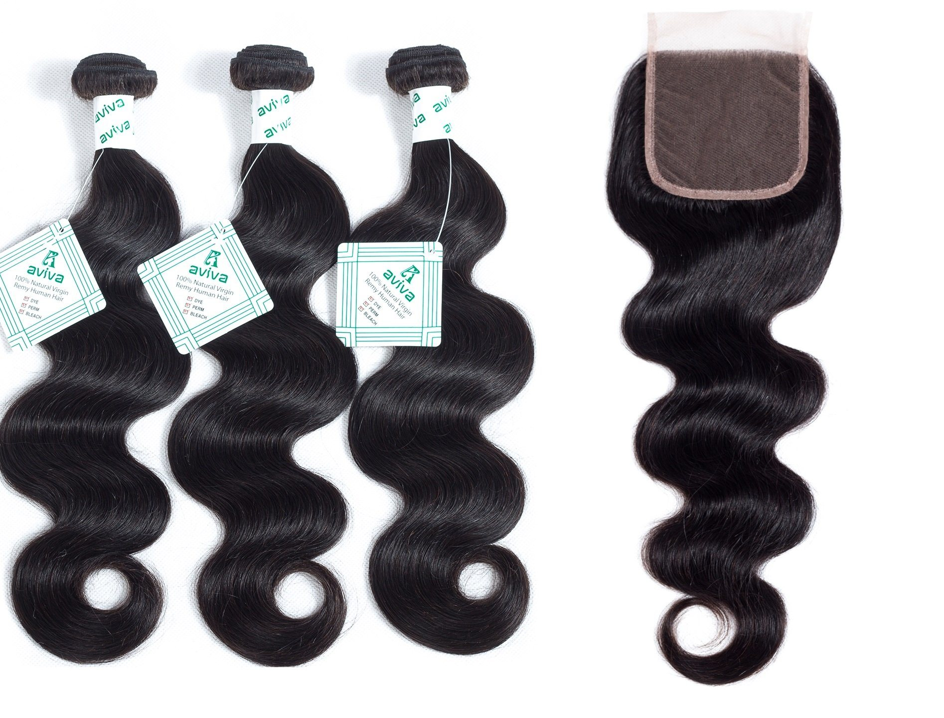 China Top Quality 100 Unprocessed Natural Virgin Remy Brazilian