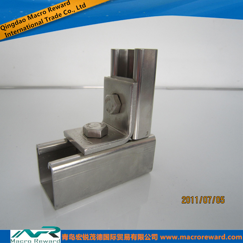 ASTM DIN En Steel Strut Channel Brackets