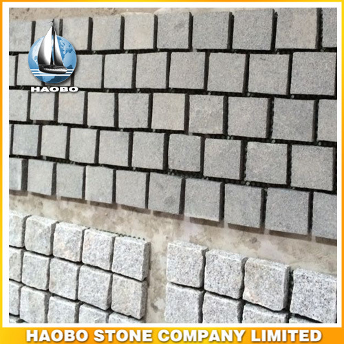 G654 Wholesale Gray Granite Paving Stone pictures & photos