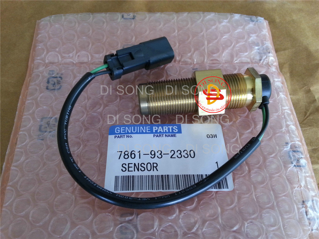 China Koamtsu Excavator Spare Parts, Engine Parts for Sensor (7861-92-2330)  - China Auto Parts, Spart Parts