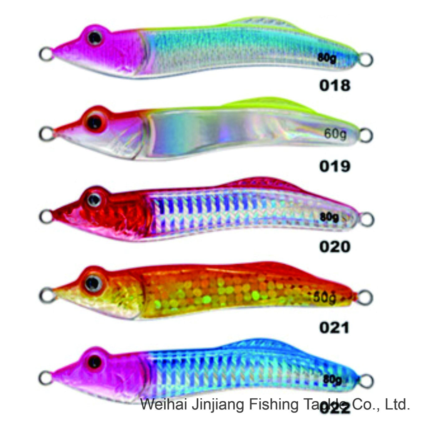 China Glf-031 Lead Fish Saltwater Jigging Lures Fishing Jig Molds