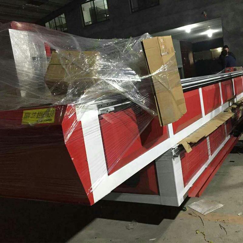 Homemade CNC Plasma Cutter Gantry