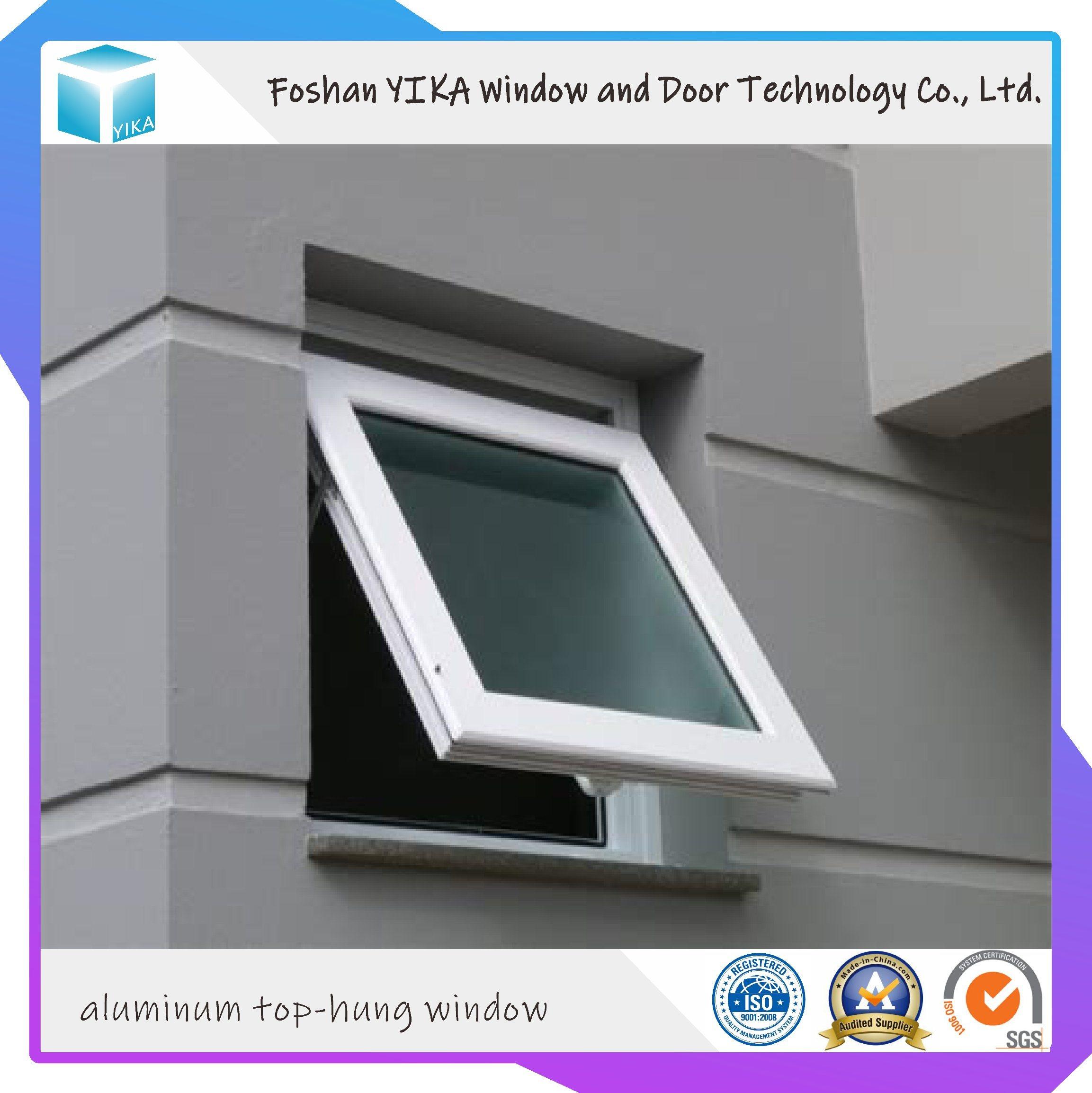 China Awing Aluminium Window Bathroom Toilet Small Windows China Top Hung Window Awning Window