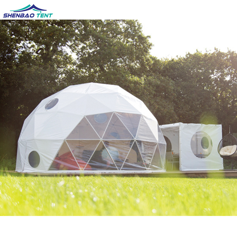 China Factory Price Dome Tent Geodesic Dome House For Sale China