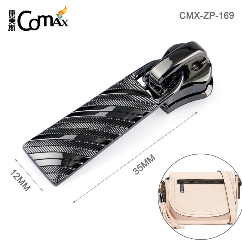 Hot Item Custom Zinc Alloy Personalized Puller Designer Zipper Pulls