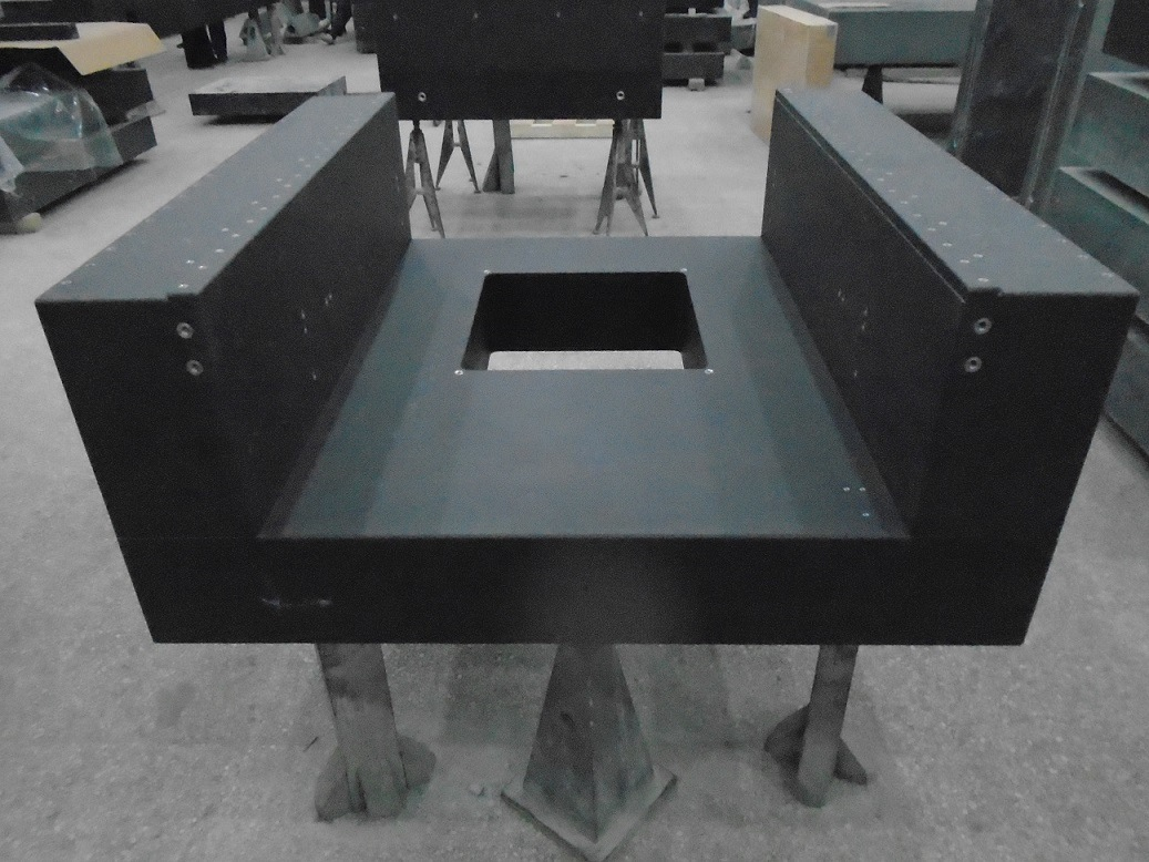 High Precision Granite Base for Precision Machinery