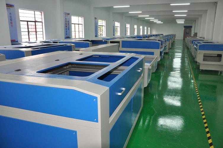 CE&FDA Laser Cutting Machine GS1910, Double Laser Heads