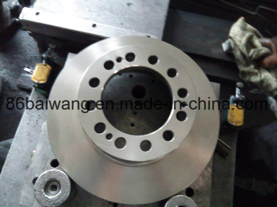 Bus Passenger Brake Disc for Man Truck Series pictures & photos