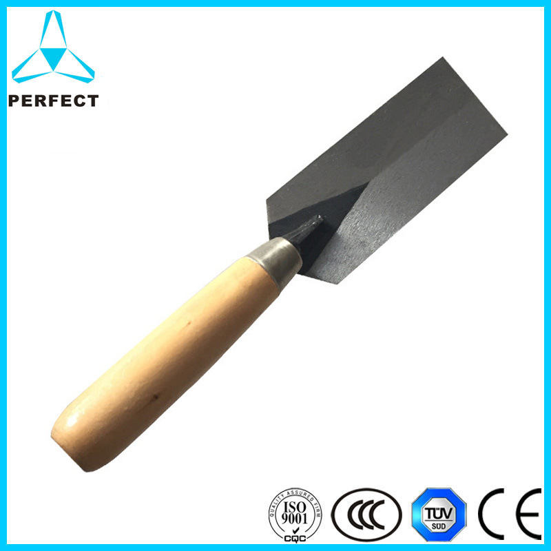 Stainless Steel Square Tip Bricklaying Trowel pictures & photos