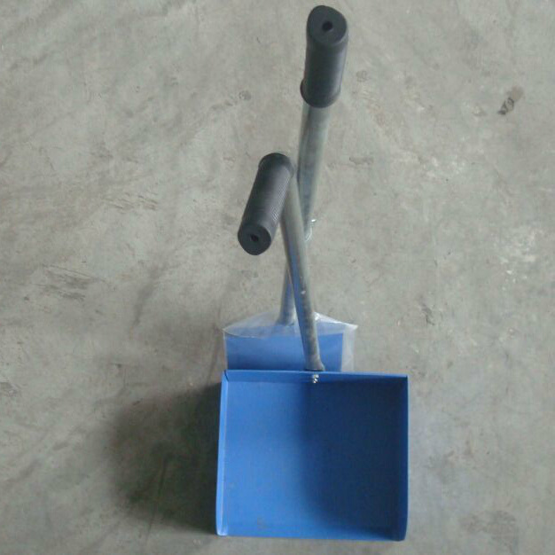New Square Picking up The Faeces of Pets Galvanized Iron Bucket