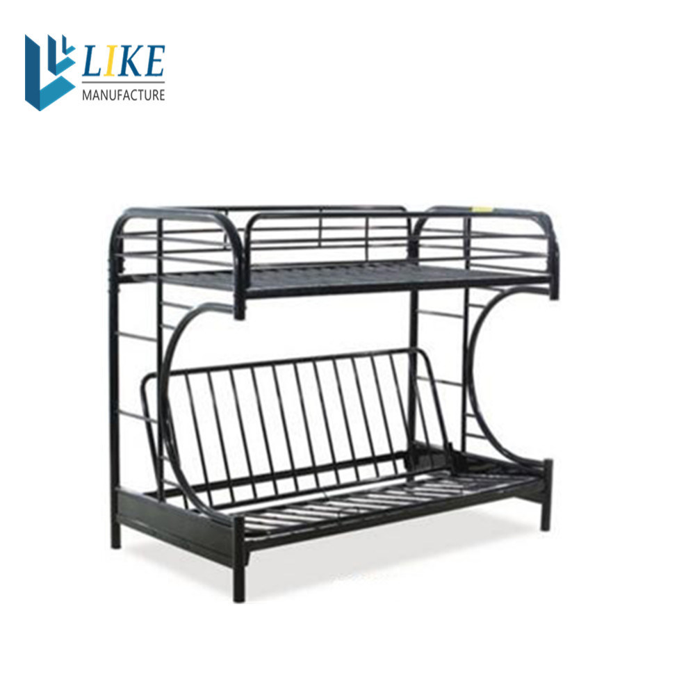 China Latest Metal Bed Designs Metal Bunk Bed With Sofa Bed Frame China Metal Bed Metal Bunk Sofa Bed