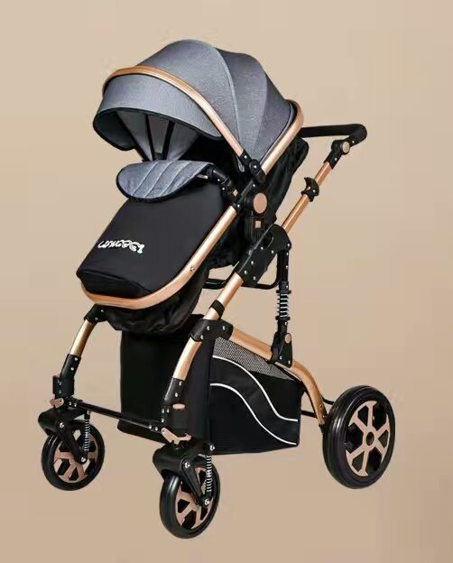 Baby Pram 3 in 1 Baby Stroller From China Factory pictures & photos